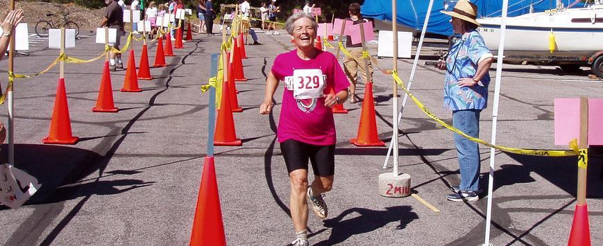 Dr. Jo's Triathlon 2007