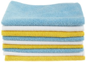 Microfiber Cleaning Cloths Set of 24