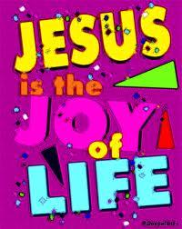 Jesus is the Joy of Life