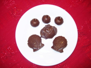 Dr.  Jo's Guiltless Cacao Chocolates