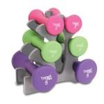 Tone Fitness 20 pound Dumbbells