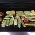 Marinated Grilled Garden Veggies